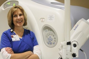 Janet Boomer Flex Diagnostic Imaging program student