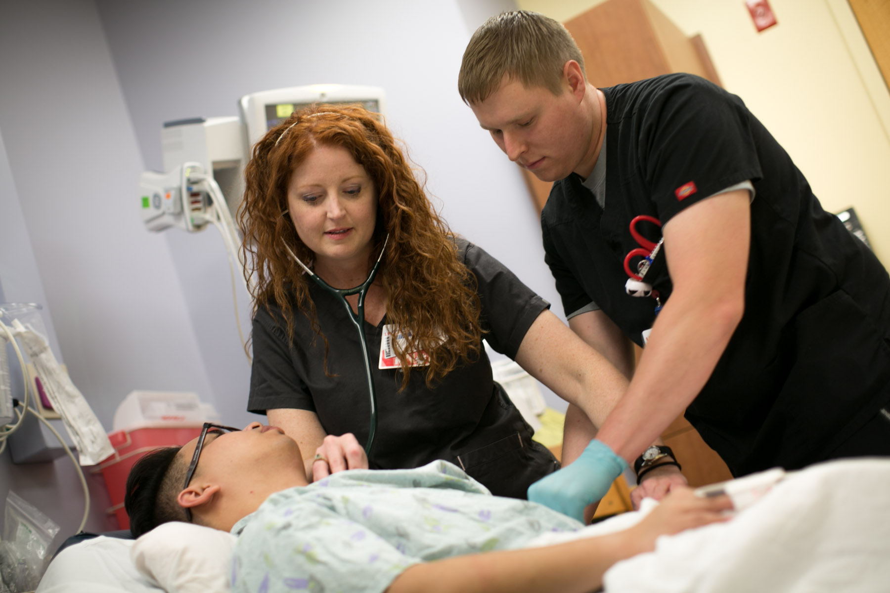 Busy Er Nurse Earns Bsn Online In Less Than A Year Uw